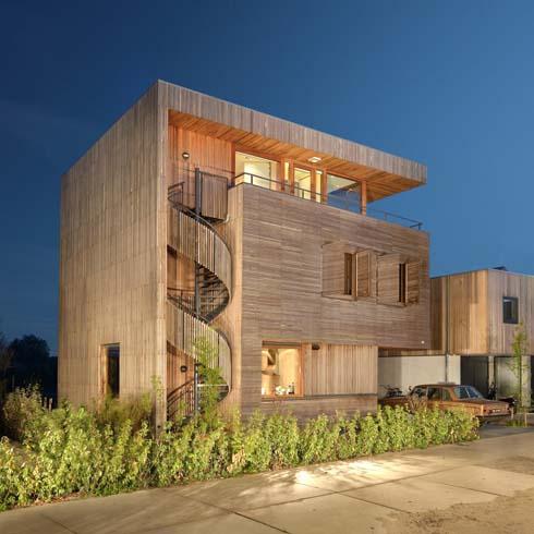 Faszerkezetű építmények előnyei