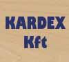 KARDEX Kft - Erd�szeti-faipari termel�s, kereskedelem. Fur�sz�ru termel�s: elsosorban b�kk �s t�lgy. Belf�ldi, nemzetk�zi sz�ll�t�s. Export-import tev�kenys�g.