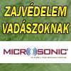 A Microsonic Hunter-1™ kifejezetten olyan eszköz, mely az impulzusszeru zajbehatás káros következményeitol (dörej-ártalom) óvja meg viselojét, míg csendes környezetben a kello hallást biztosítja.