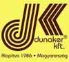 Dunaker Kft - Alapítva 1986
